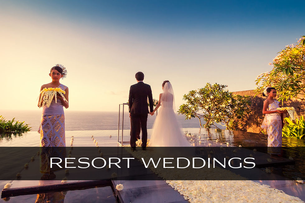 Best Bali Hotel Resort wedding photographer